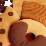 Cuscini pan di stelle