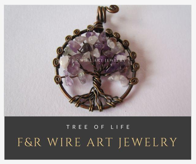 F&R Wire Art Jewelry