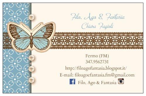 Filo, Ago & Fantasia Creazioni Handmade